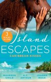 Island Escapes: Caribbean Kisses: Her Return to King's Bed (Kings of California) / To Marry a Prince / His Accidental Heir (eBook, ePUB)