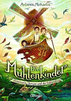 Die Mühlenkinder (Mängelexemplar) - Michaelis, Antonia