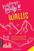 Lieblingsplätze Wallis (eBook, PDF)