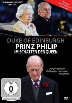 Duke of Edingburgh - Prinz Philip - Im Schatten der Queen - Queen Elizabeth/Prinz Philip