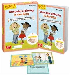 Kinderschutz: Sexualerziehung in der Kita - Kröger, Michael