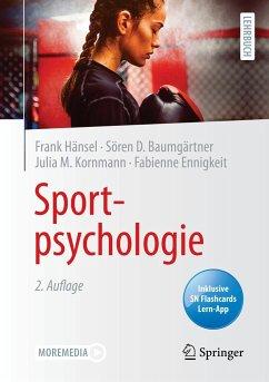 Sportpsychologie - Hänsel, Frank;Baumgärtner, Sören D.;Kornmann, Julia M.