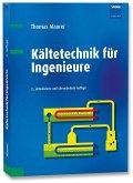Kältetechnik für Ingenieure