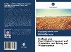 Einfluss von Feuchtigkeitsregimen auf Wachstum und Ertrag von Weizensorten