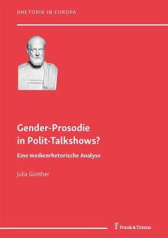 Gender-Prosodie in Polit-Talkshows? - Günther, Julia Laura
