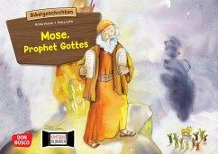 Mose, Prophet Gottes. Kamishibai Bildkartenset - Vaorin, Britta