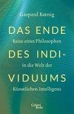 Das Ende des Individuums (eBook, ePUB)