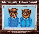 Radio Plapperzahn - Perlen der Tiermusik, Audio-CD