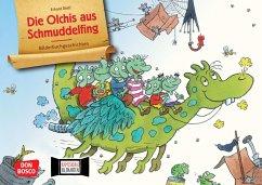 Die Olchis aus Schmuddelfing. Kamishibai Bildkartenset - Dietl, Erhard