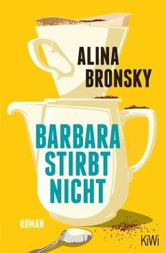Barbara stirbt nicht (eBook, ePUB)