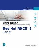 Red Hat RHCE 8 (EX294) Cert Guide (eBook, PDF)