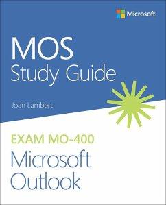 MOS Study Guide for Microsoft Outlook Exam MO-400 (eBook, ePUB) - Lambert, Joan