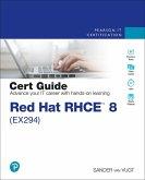 Red Hat RHCE 8 (EX294) Cert Guide (eBook, ePUB)