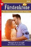 Fürstenkrone Classic 86 - Adelsroman (eBook, ePUB)