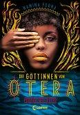 Die Göttinnen von Otera (Band 2) - Purpur wie Rache (eBook, ePUB)