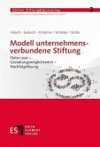 Modell unternehmensverbundene Stiftung (eBook, PDF)