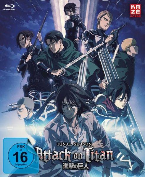 Attack on Titan Final Season - Staffel 4