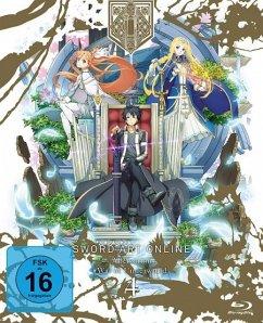 Sword Art Online - Alicization - War of Underworld - DVD Vol. 4