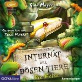 Die Reise / Das Internat der bösen Tiere Bd.3 (1 MP3-CD)