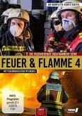 Feuer & Flamme - Mit Feuerwehrmännern im Einsatz Staffel 4 - 2 Disc DVD