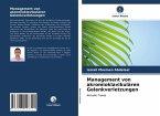 Management von akromioklavikulären Gelenkverletzungen