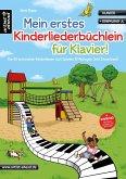 Mein erstes Kinderliederbüchlein für Klavier!