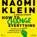 How to change everything, 1 MP3-CD