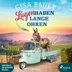 Lügen haben lange Ohren / Siena Bd.3 (2 Audio-CDs) - Pauly, Gisa
