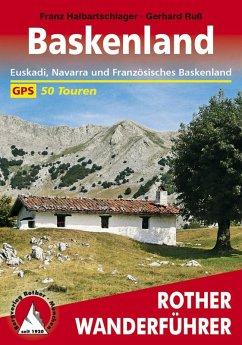 Baskenland (eBook, ePUB) - Halbartschlager, Franz; Ruß, Gerhard