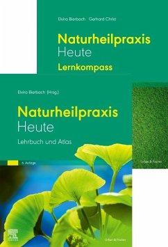 Naturheilpraxis Heute + Lernkompass Set - Bierbach, Elvira;Christ, Gerhard