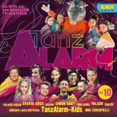 KiKA TanzAlarm 10, 1 Audio-CD