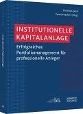 Institutionelle Kapitalanlage