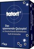 Tatort - Das spannende Quizspiel zu Deutschlands beliebtester Kult-Krimireihe