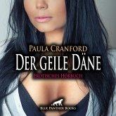Der geile Däne   Erotische Geschichte Audio CD, Audio-CD