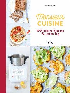 Monsieur Cuisine - das offizielle Kochbuch - Castello, Lelia