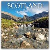 Scotland - Schottland 2022 - 18-Monatskalender mit freier TravelDays-App