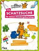Die Maus - Die Schnitzeljagd/Schatzsuche für deinen Kindergeburtstag