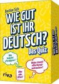 Wie gut ist Ihr Deutsch? Das Quiz