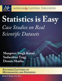 Statistics is Easy: Case Studies on Real Scientific Datasets