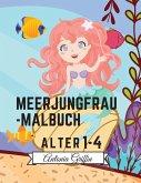 Meerjungfrau-Malbuch