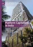 Platform Capitalism in India (eBook, PDF)