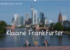 Klaane Frankfurter (Wandkalender 2022 DIN A2 quer)