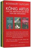 König Artus und die Abenteuer der Ritter von der Tafelrunde. 3 Bände