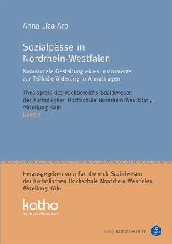 Sozialpässe in Nordrhein-Westfalen (eBook, PDF) - Arp, Anna Liza