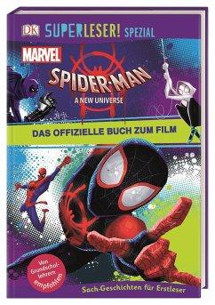 SUPERLESER! SPEZIAL Spider-Man A New Universe Das offizielle Buch zum Film (Mängelexemplar)