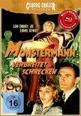 Monstermann Verbreitet Schrecken