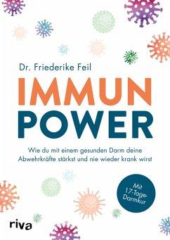 Immunpower (eBook, ePUB) - Feil, Friederike