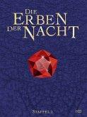 Die Erben der Nacht. Staffel.2, 2 DVD (Mediabook)