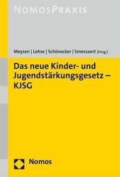 Das neue Kinder- und Jugendstärkungsgesetz - KJSG