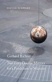 Gerhard Richter. Two Grey Double Mirrors for a Pendulum in Münster